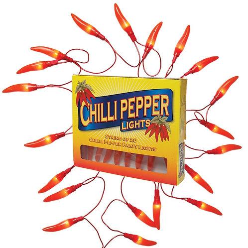 Chilli Pepper Lights
