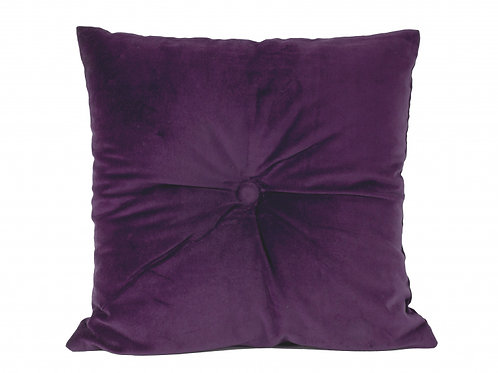Present Time Luxurious Purple Cushion