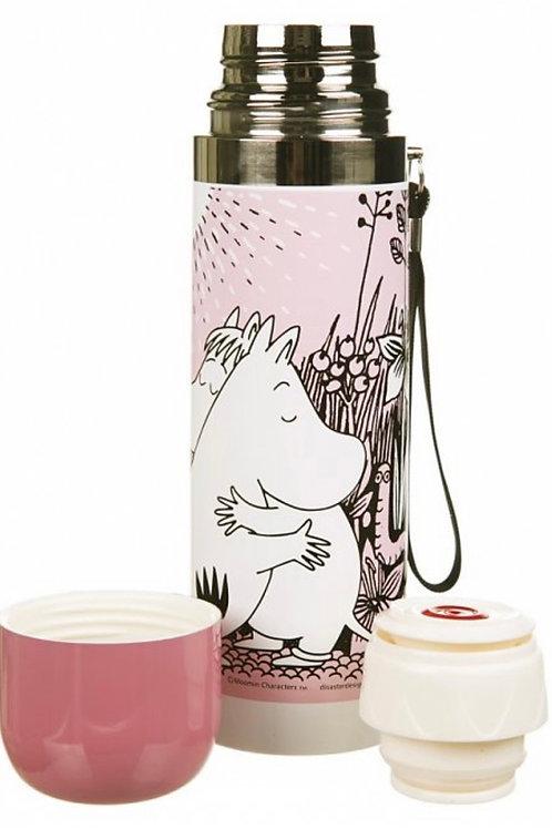 Moomin flask (love design)