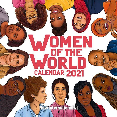 Women of the World 2021 Calender