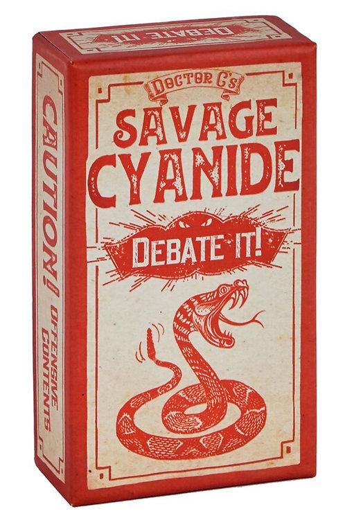 Savage Cyanide: Debate It!