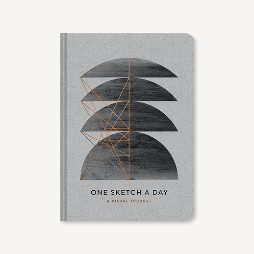 One Sketch a Day: A Visual Journal