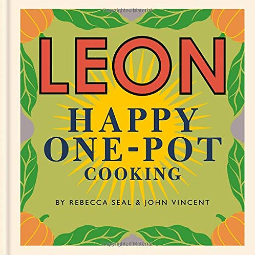 Leon Happy One Pot Cooking