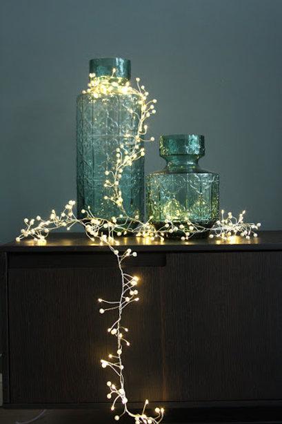 Pearl Cluster Lights