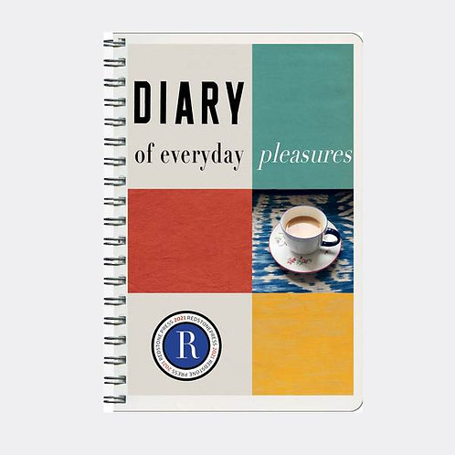 The Redstone Diary 2021: Diary of Everyday Pleasures