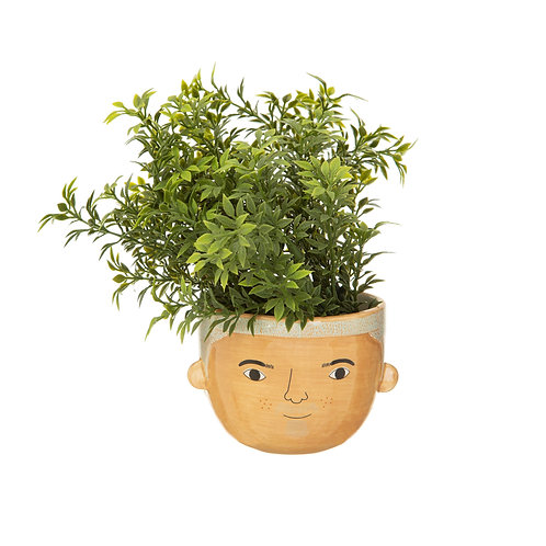 Sass & Belle Mini Bradley Ceramic Planter