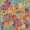 Thumbnail: Powder Autumn Floral Printed Scarf