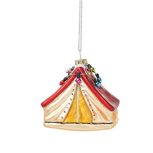 Sass & Belle Tent Shaped Bauble