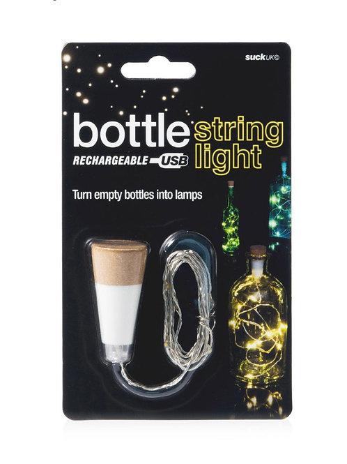 White String Bottle Light
