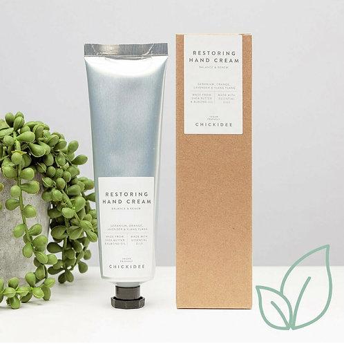 Balance and renew restoring hand cream
