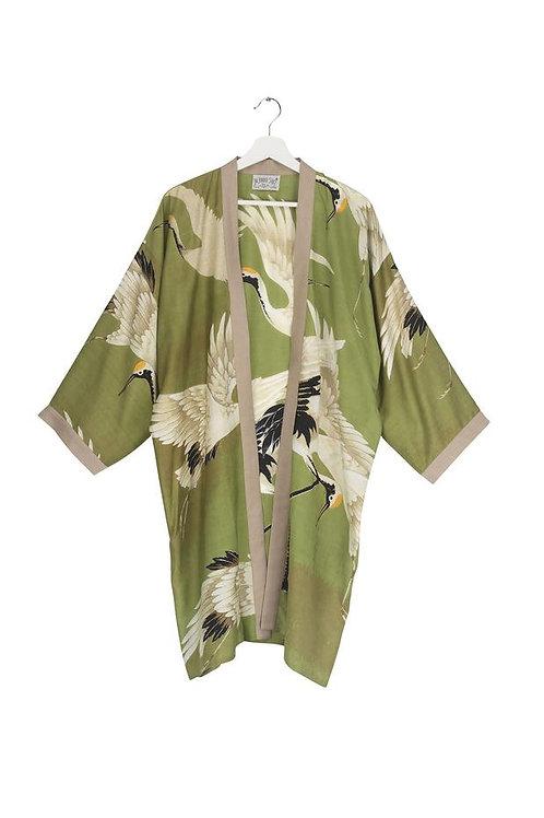 One Hundred Stars Collar Kimono - Various Designs