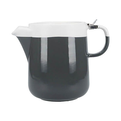 La Cafetiere Barcelona 4 Cup Teapot with Filter Cool Grey