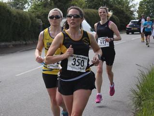 Tewks Half Marathon