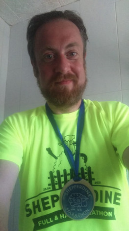 PB's smashed at Shepperdine Half and Full Marathon.