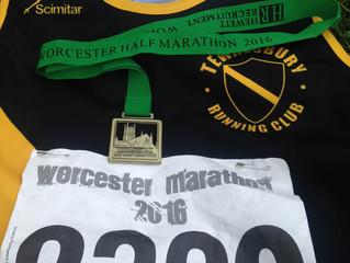 Worcester Marathon