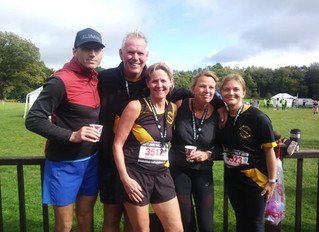 Forest Of Dean Autumn Half Marathon