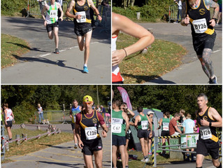 Midlands Autumn Road Relays Sept 2019
