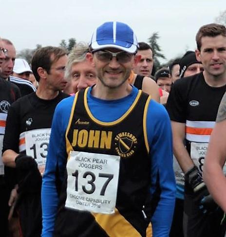 John Gundy eager to start...