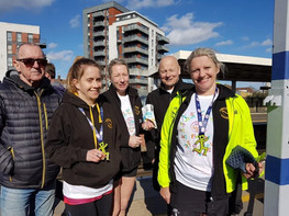 London Vitality Half-Marathon