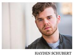 Hayden Schubert