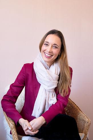 Nicole Gubler in Coaching-Praxis