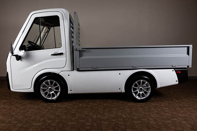 411 All-Electric Truck