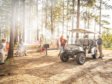 6 Reasons to use a Golf Car