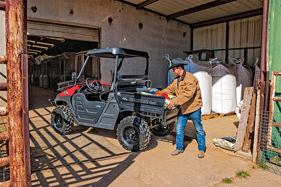 War Horse All Electric Utility Vehicle