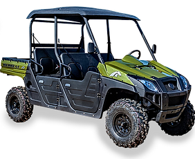 War Horse All-Elecric Crew UTV