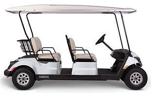 Yamaha Concierge 4 Golf Cart