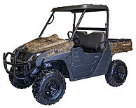 Game Changer 4x4 Electric UTV