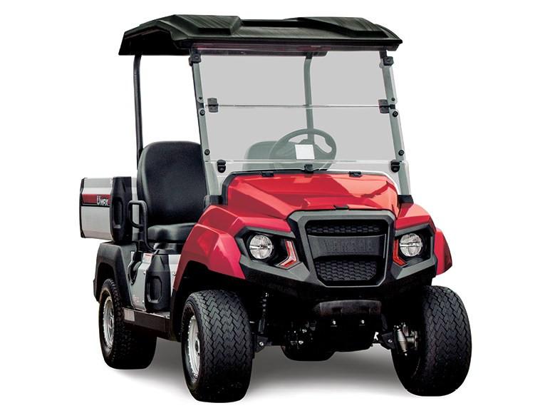 Red Yamaha UMAX Two