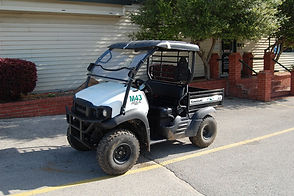 Kawasaki Mule rental