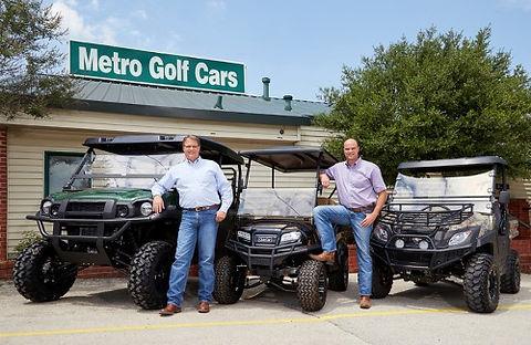 Metro Golf Cars Brothers