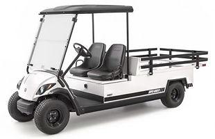 yamaha super hauler utility adventurer cargo golf car cart