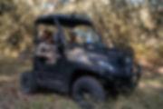 HuntVe Electric ATV