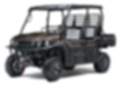 2019 Kawasaki Mule Pro-FXT Ranch Edition Metallic Rustic Bronze