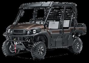 2019 Kawasaki Mule Pro-FXT Ranch Edition Metallic Rustic Bronze