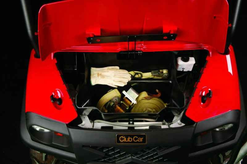 club car xrt 1550 storage