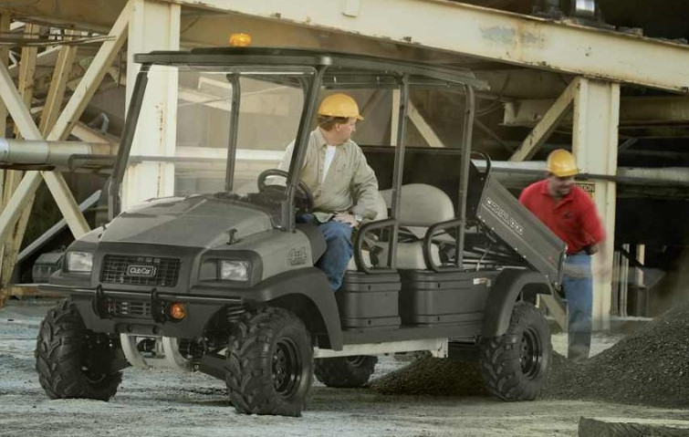 Club Car Carryall 1500 4WD