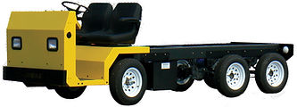 columbia mult-vehicle platform mvp transport utility cart vehicle 14 passenger