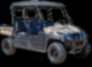 huntve game change gamechanger 4x4 crew utv utility vehicle