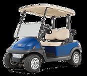Club Car Villager 4 Stock Golf Car