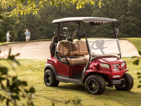 Gas vs Electric Golf Cars