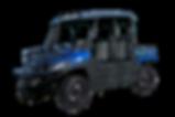 Telingua Crew cab electric utility vehicle