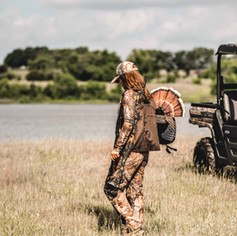 HuntVe All-Electric Utility Vehicle