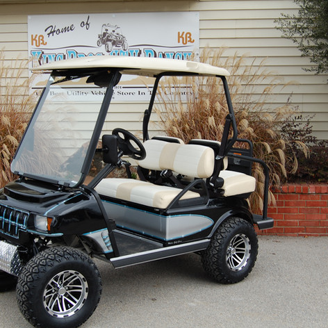 Custom Golf Car