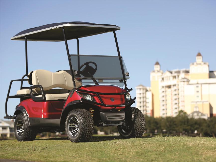 Yamaha Adventurer Sport Golf Rred