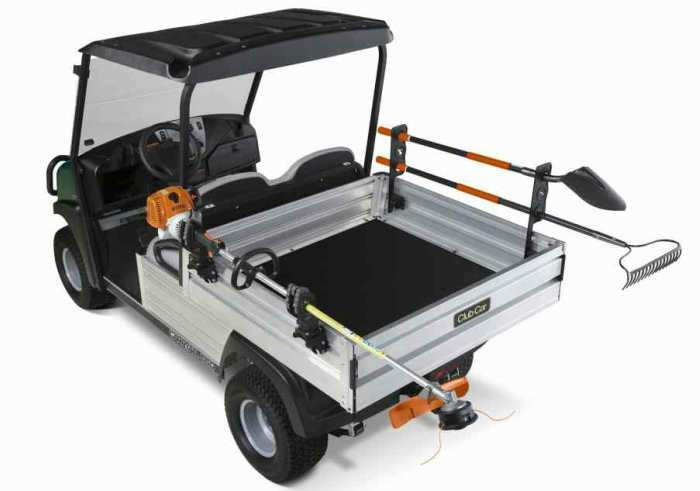 Club Car Carryall 550 Versattach
