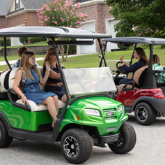 Club Car Onward 2 & 4 Passenger Golf Car